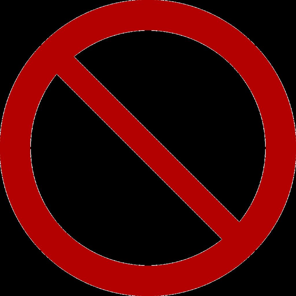 zakaz działalności gospodarczej