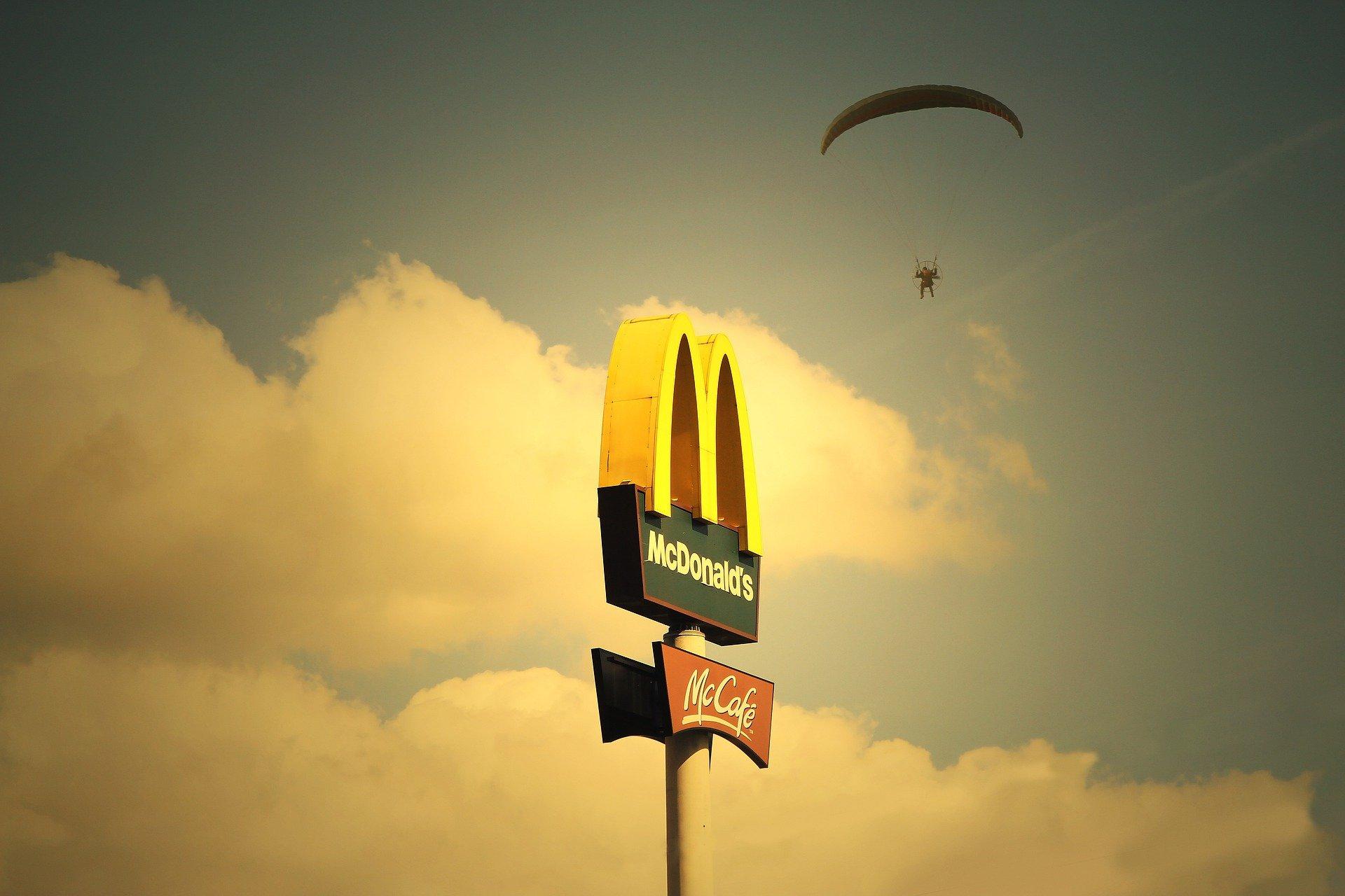 brak coca-coli w mcdonalds